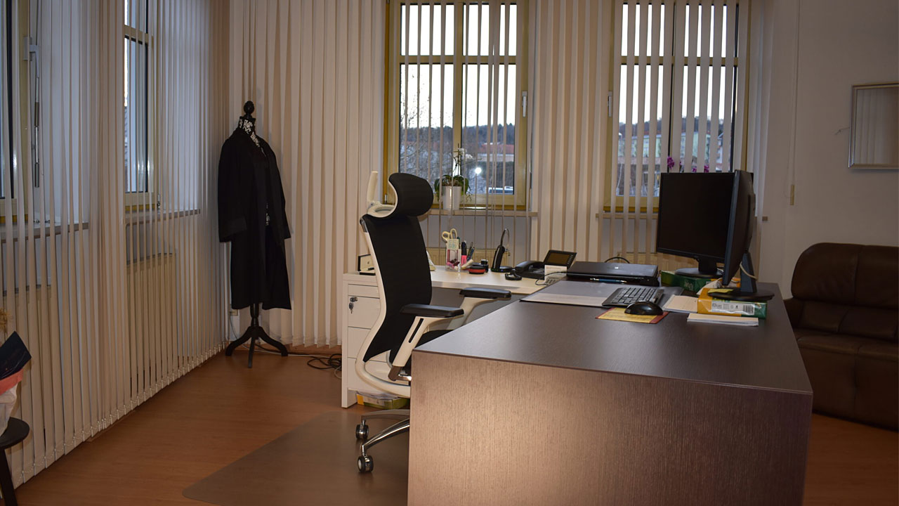 Unsere Büros